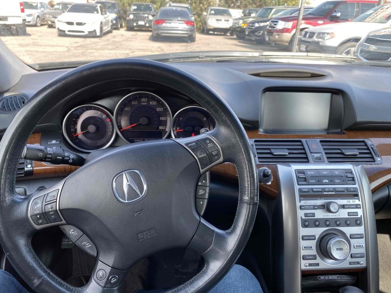 Acura RL 2008 price $2,900