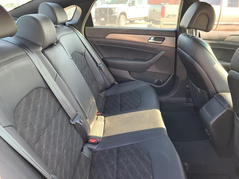 Hyundai Sonata 2017 price $18,995