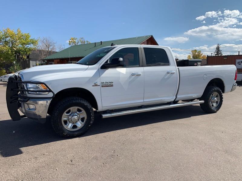 Ram Ram Pickup 2500 2018 price $43,995