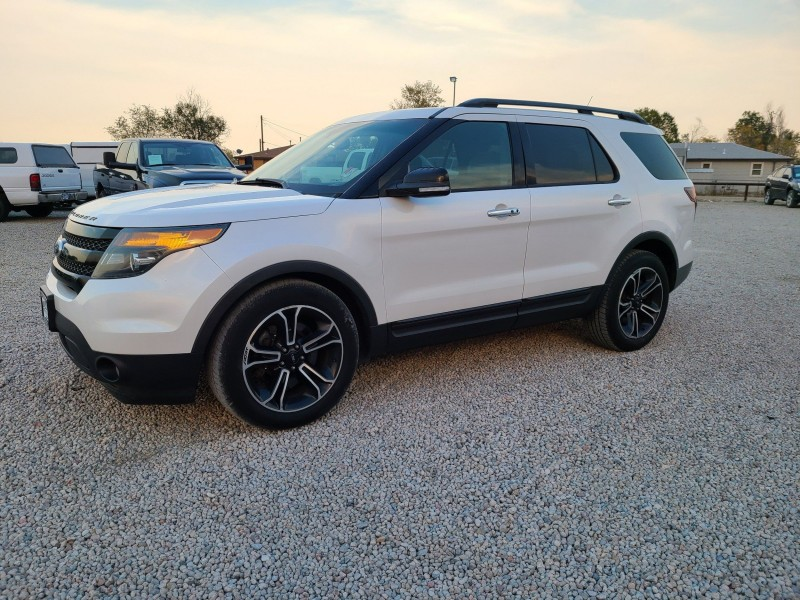 Ford Explorer 2013 price $13,400