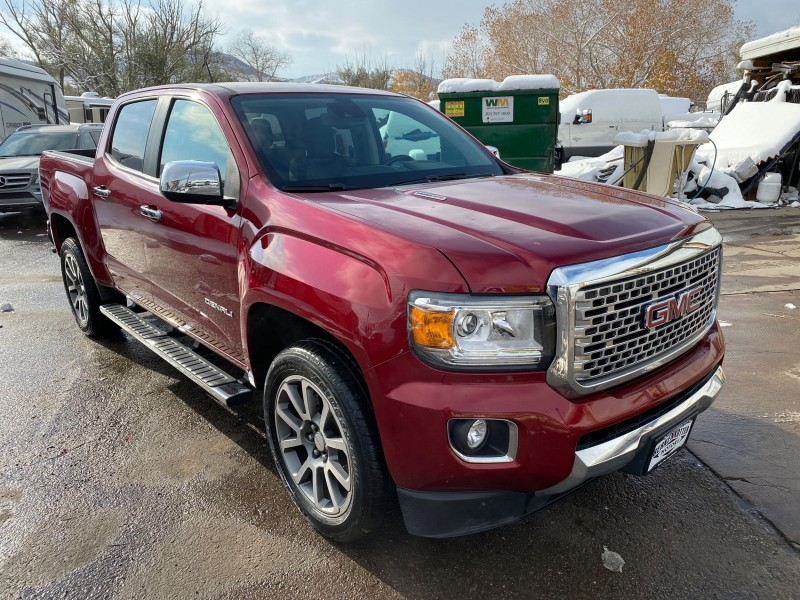 GMC Canyon 2018 price $38,995