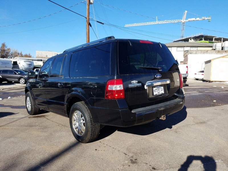 Ford Expedition EL 2012 price $10,900