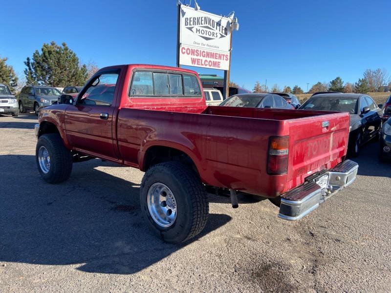 Toyota Pickup 1993 price $8,188