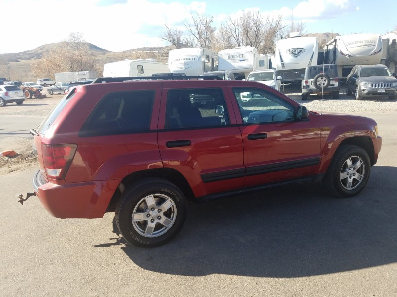 Jeep Grand Cherokee 2005 price $8,900