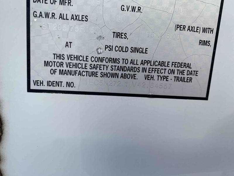 FTWD Prowler 1997 price $3,995