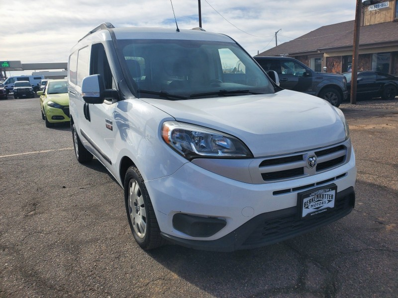 Ram ProMaster City Cargo 2015 price $11,495