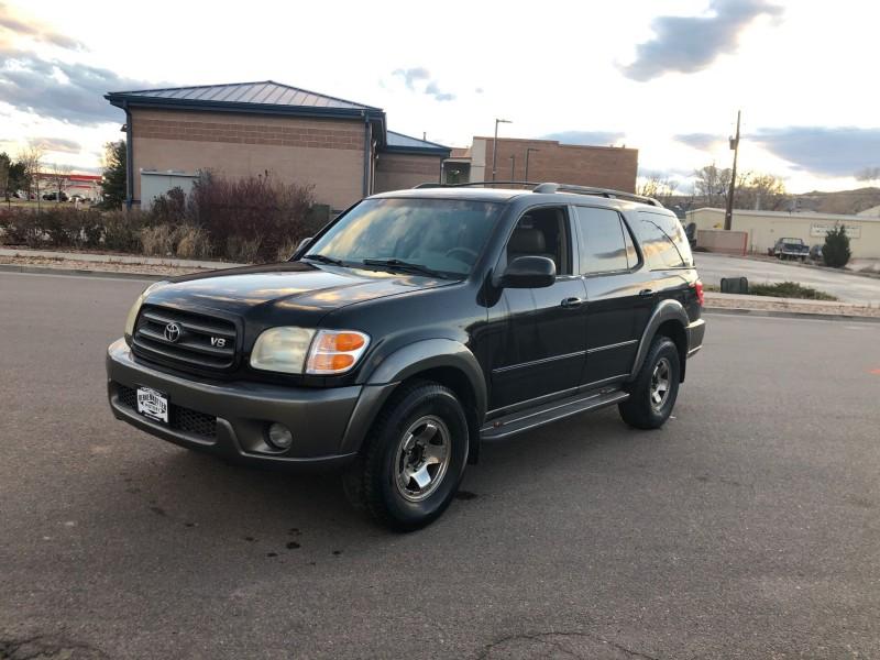 Toyota Sequoia 2004 price $5,777