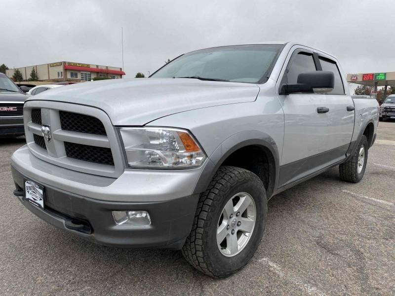 Ram Ram Pickup 1500 2012 price $17,900