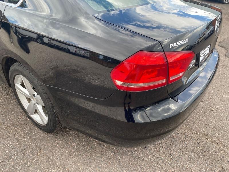 Volkswagen Passat 2012 price $11,900