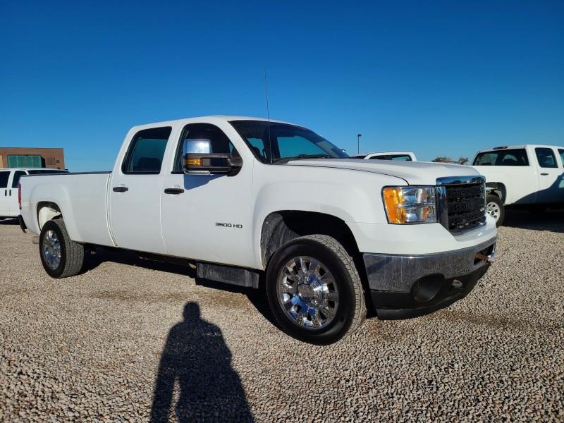 GMC Sierra 3500HD 2012 price $25,495
