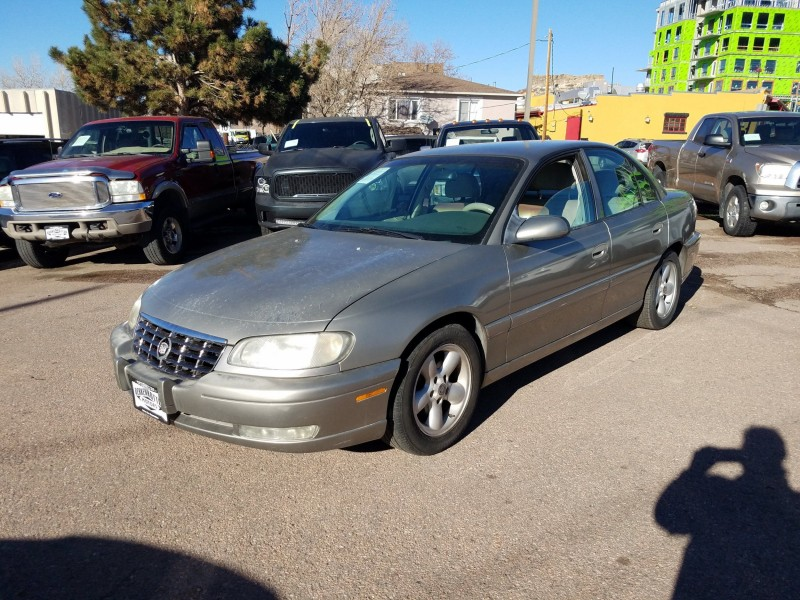Cadillac Catera 1998 price $1,777