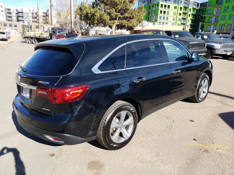 Acura MDX 2016 price $22,995