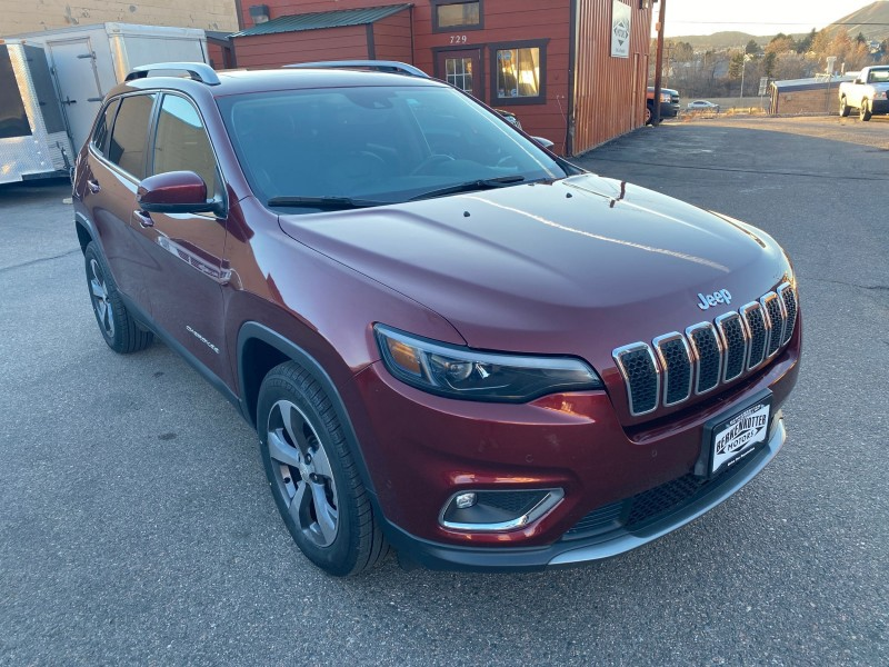 Jeep Cherokee 2019 price $22,995