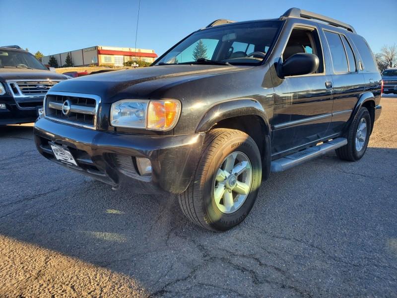 Nissan Pathfinder 2004 price $5,900