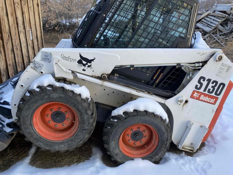 BOBCAT S130 2007 price $23,995