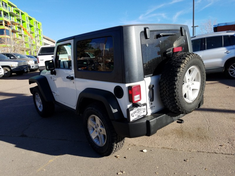 Jeep Wrangler 2008 price $20,995