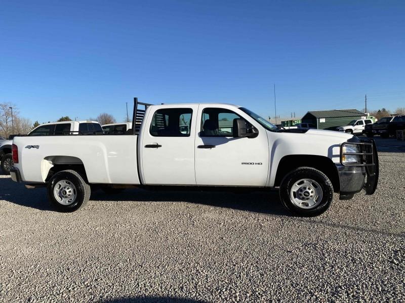 Chevrolet Silverado 2500HD 2014 price $21,400