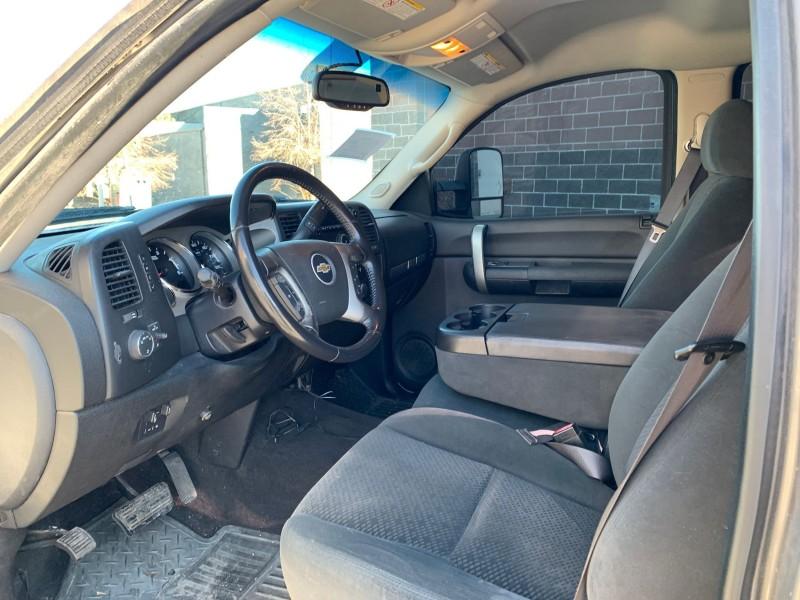 Chevrolet Silverado 2500HD 2008 price $20,988