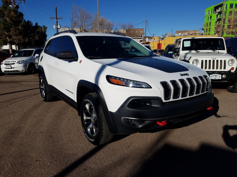 Jeep Cherokee 2016 price $21,995