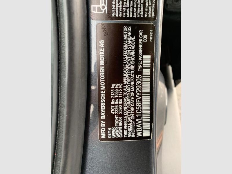 BMW X1 2015 price $16,995