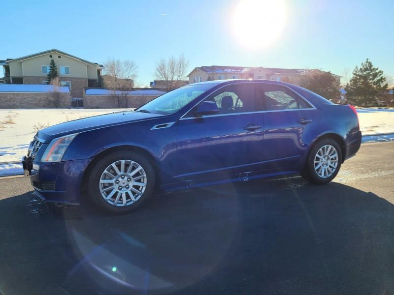 Cadillac CTS 2012 price $8,395