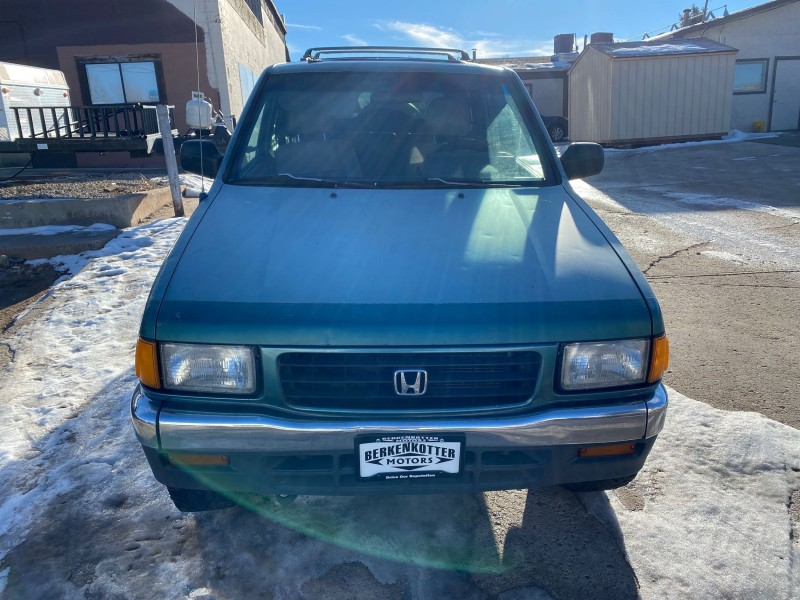 Honda Passport 1995 price Call for Pricing.