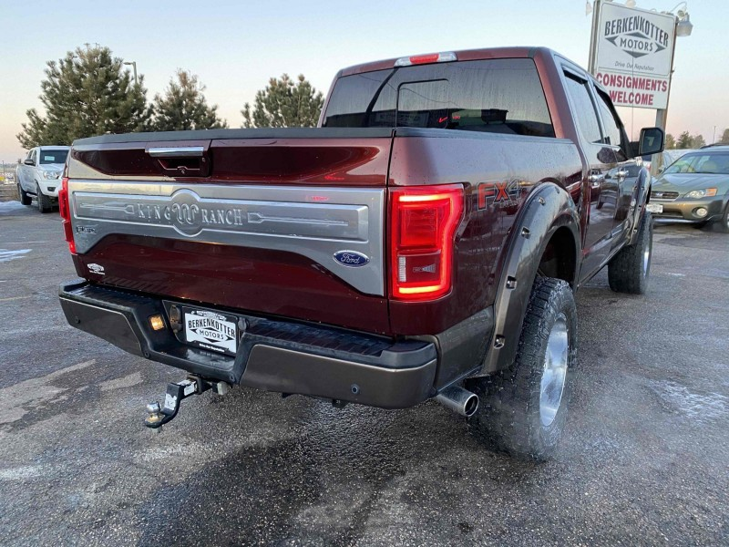 Ford F-150 2016 price $43,995