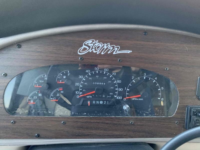 FLAIR Motorhome Chassis 1999 price $15,995