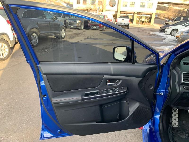 Subaru WRX 2017 price $21,995