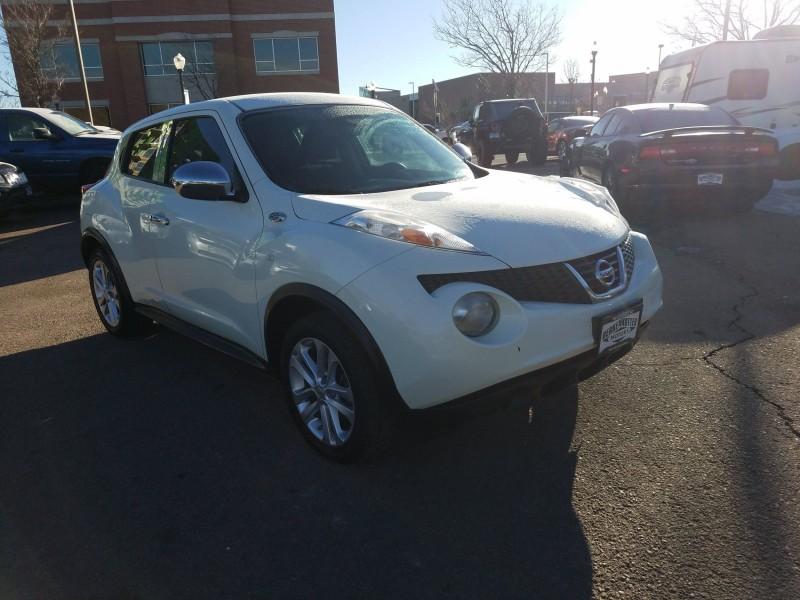 Nissan JUKE 2011 price $7,900