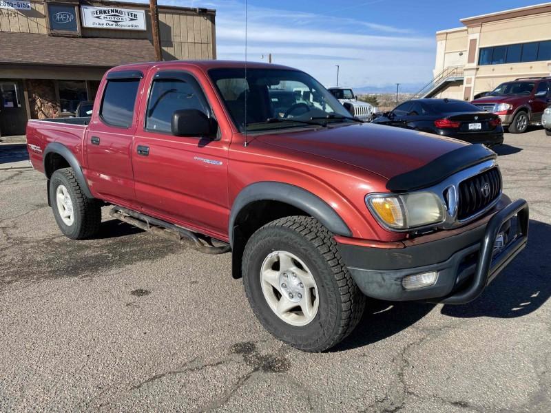 Toyota Tacoma 2002 price $13,990