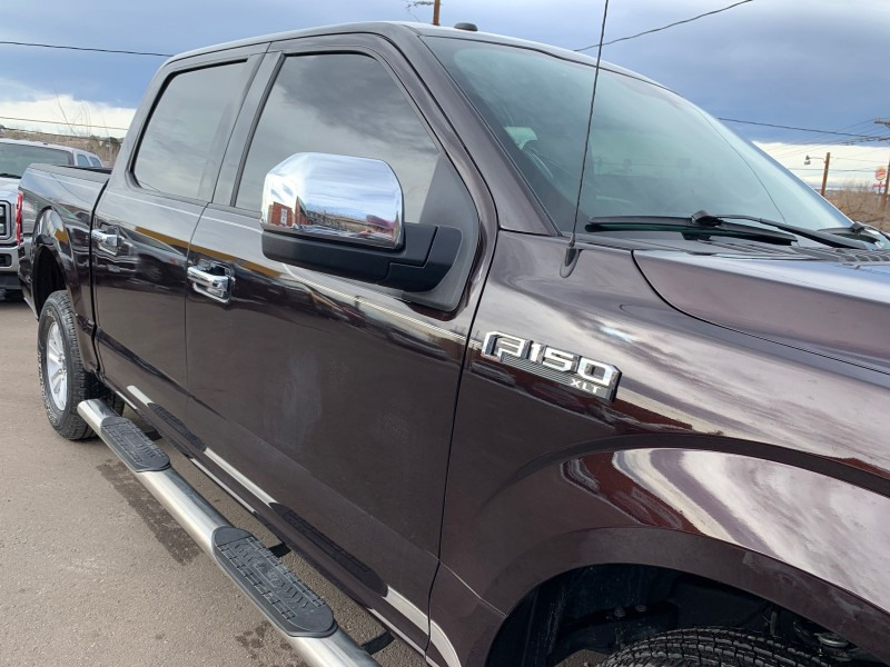 Ford F-150 2018 price $34,900