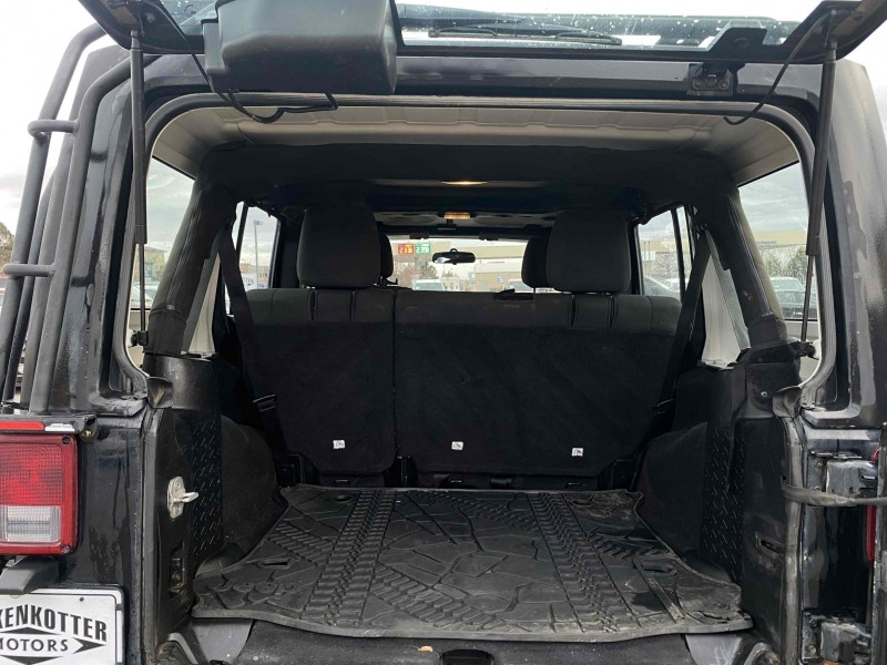 Jeep Wrangler Unlimited 2012 price $18,890