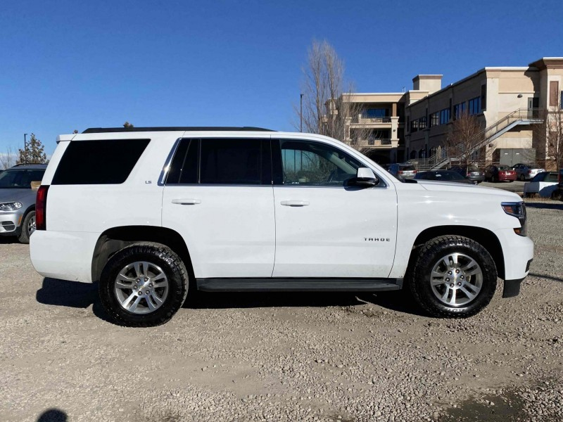 Chevrolet Tahoe 2016 price $27,990