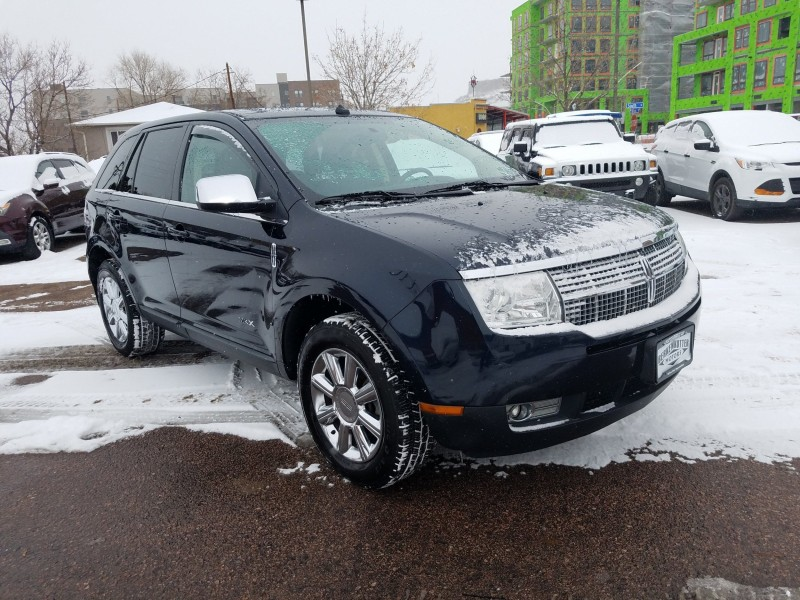 Lincoln MKX 2008 price $8,900