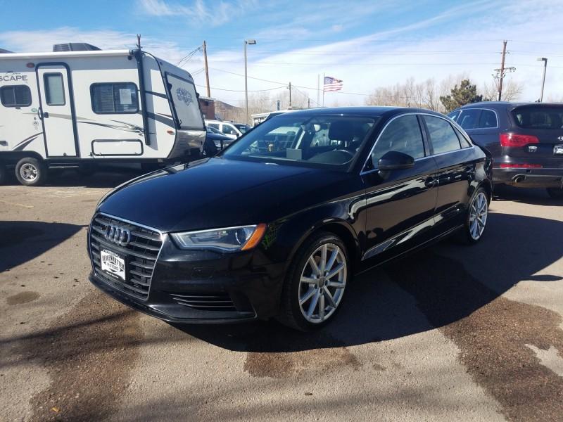 Audi A3 2015 price $12,995