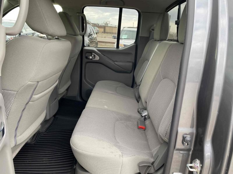 Nissan Frontier 2018 price $26,400