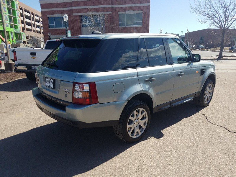 Land Rover Range Rover Sport 2007 price $11,900