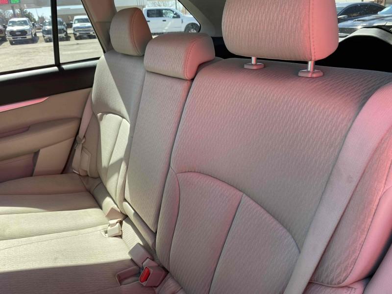 Subaru Outback 2010 price $8,900