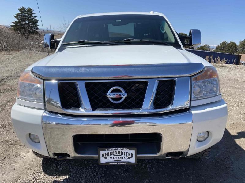 Nissan Titan 2012 price $16,900