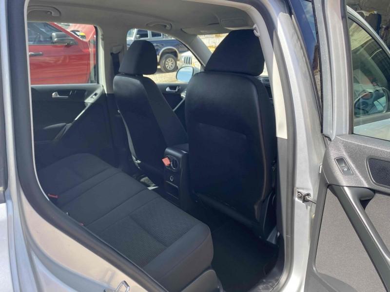Volkswagen Tiguan 2015 price $14,995
