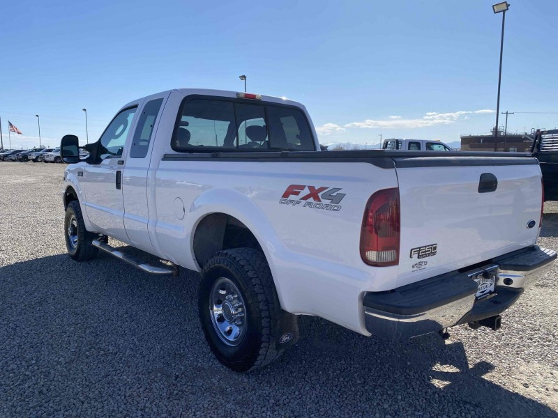Ford F-250 Super Duty 2004 price $14,995