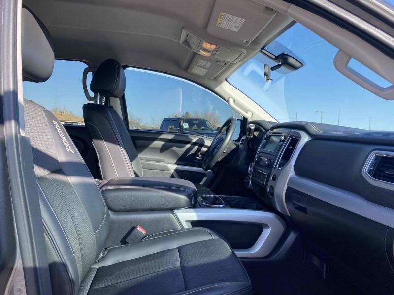 Nissan Titan 2019 price $42,995