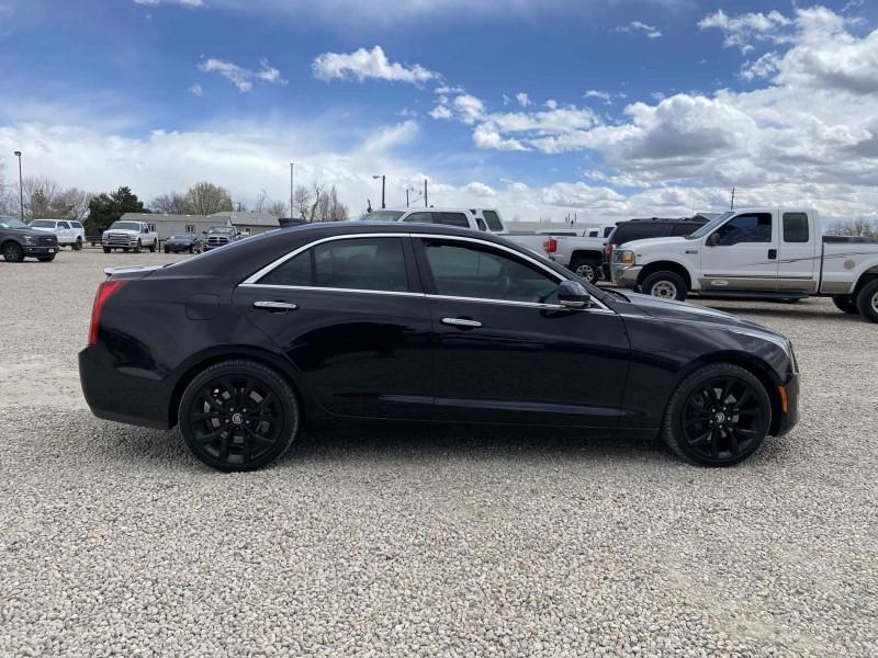 Cadillac ATS 2016 price $24,995
