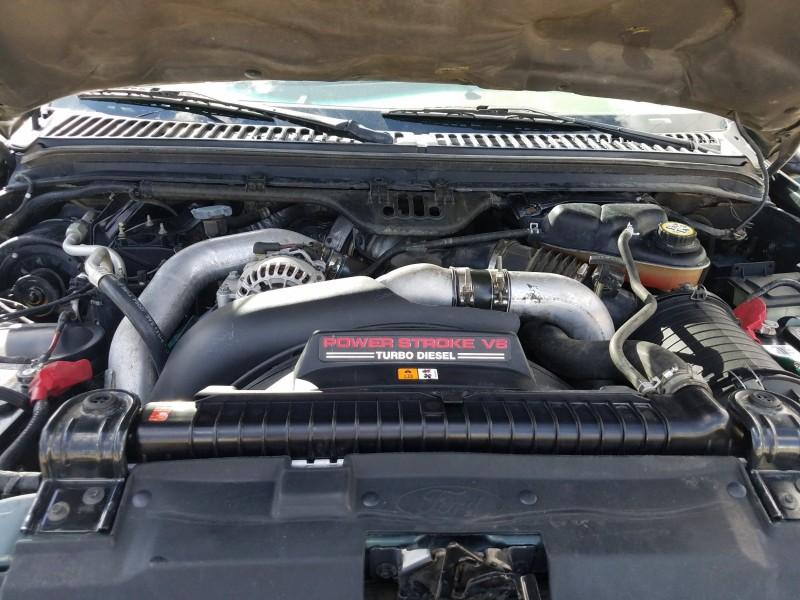 Ford F-250 Super Duty 2003 price $11,995