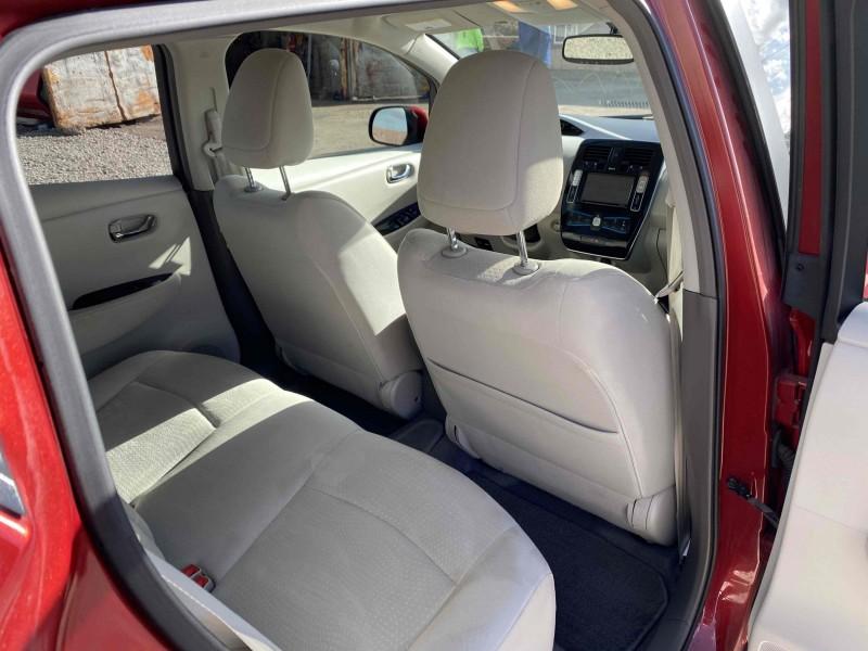 Nissan LEAF 2011 price $6,188