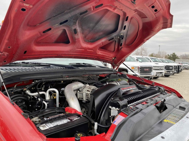 Ford F-350 Super Duty 2005 price $16,995