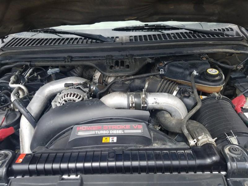 Ford F-250 Super Duty 2003 price $16,495