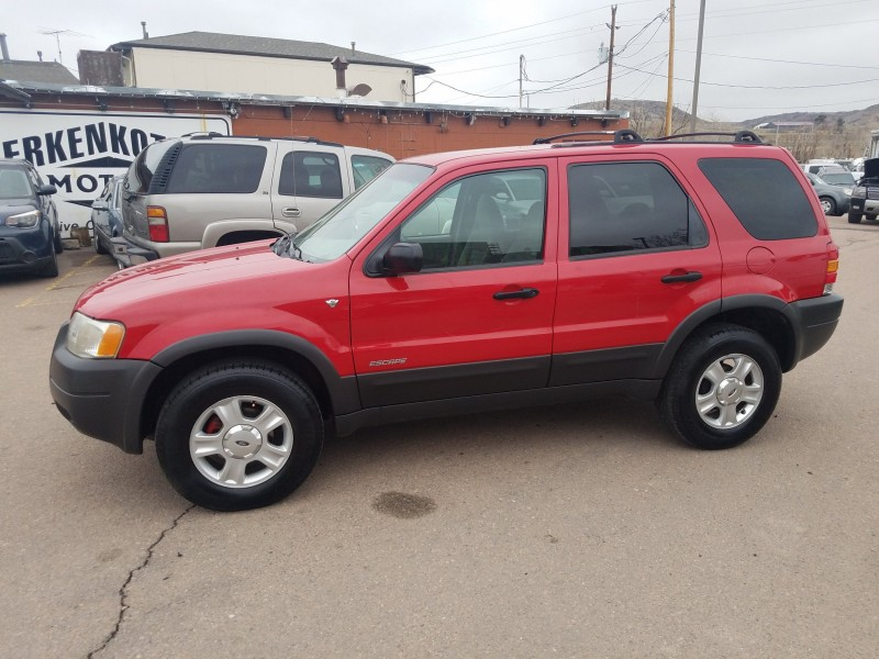 Ford Escape 2001 price $3,995