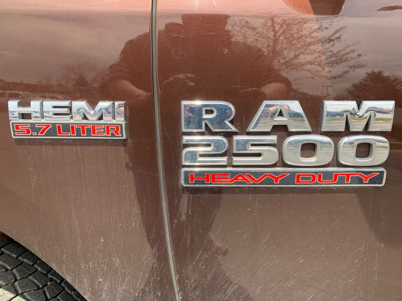 Ram Ram Pickup 2500 2013 price $28,900